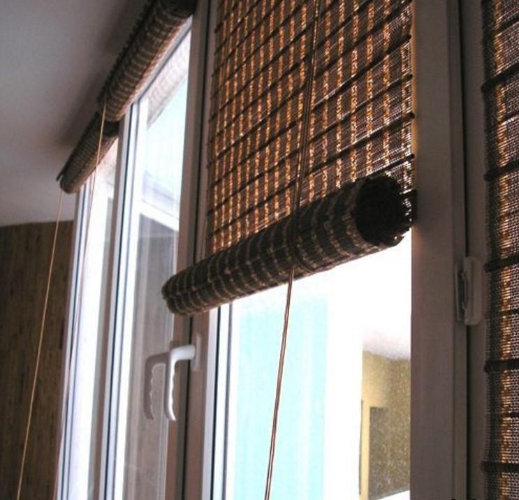 Как выбрать шторы на балкон - примеры дизайна, виды, фото.