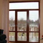 деревянные двери раздвижные