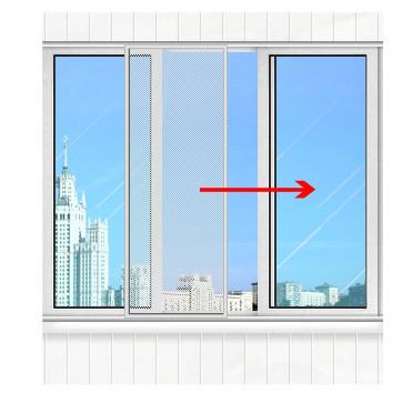 Виды москитных сеток для балкона и раздвижных лоджий.