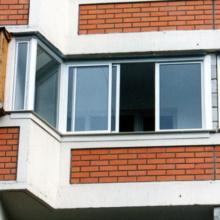 лоджия и балкон разница фото