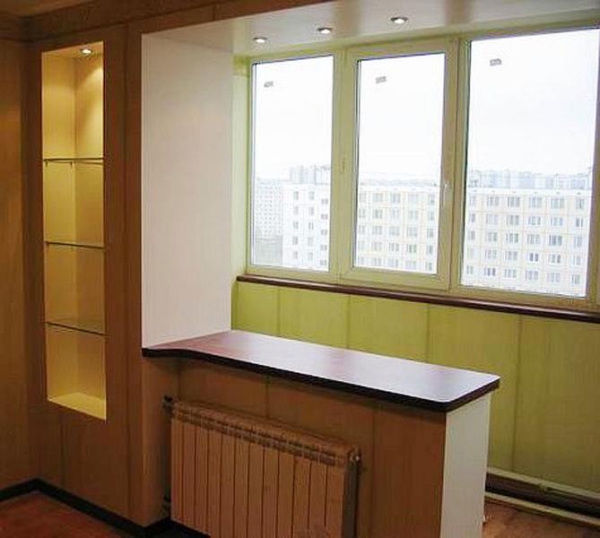 Столешница на балконный блок купить купить новый искуственный стол Толстяково
