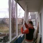 утепление балкона пеноплексом своими руками