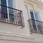 ковка французский балкон