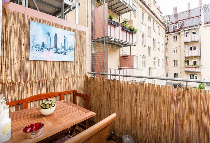 Внутрення отделка балкона и лоджии бамбуком своими руками (ф.
