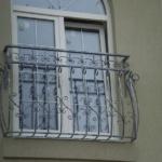 Маленький французский балкон
