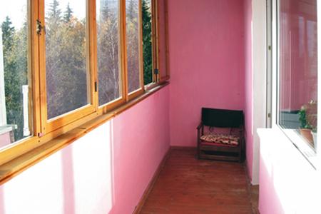 Как покрасить балкон внутри и снаружи своими руками (фото).