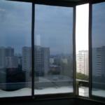 тонированный балкон фото