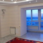 Комната совмещенная с балконом
