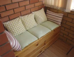 сундук диван на балкон
