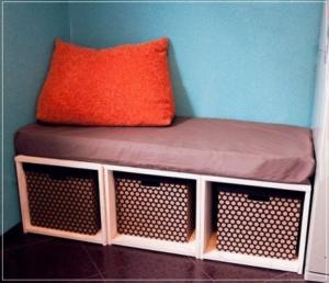 диван для хранения вещей