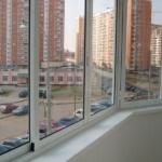 балкон в новострое