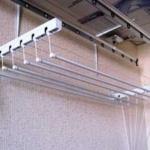 настення сушилка на балкон
