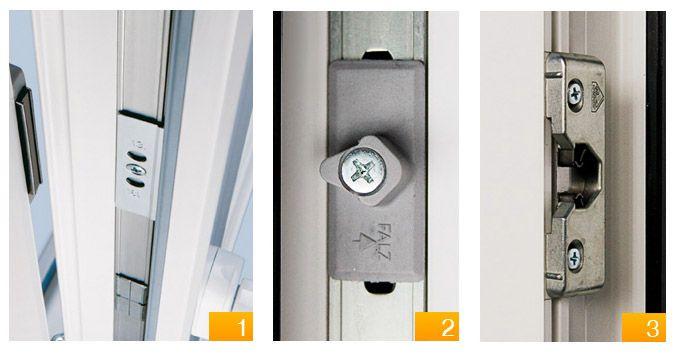Как отрегулировать металлопластиковую балконную дверь - всё .