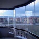 шикарный вид из балкона