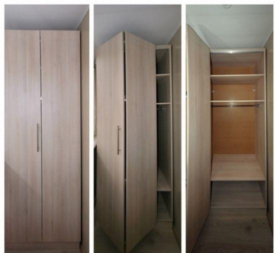 Раздвижные двери для гардеробной 38