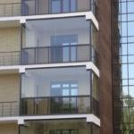 безрамное остекление балконов пластиковыми окнами
