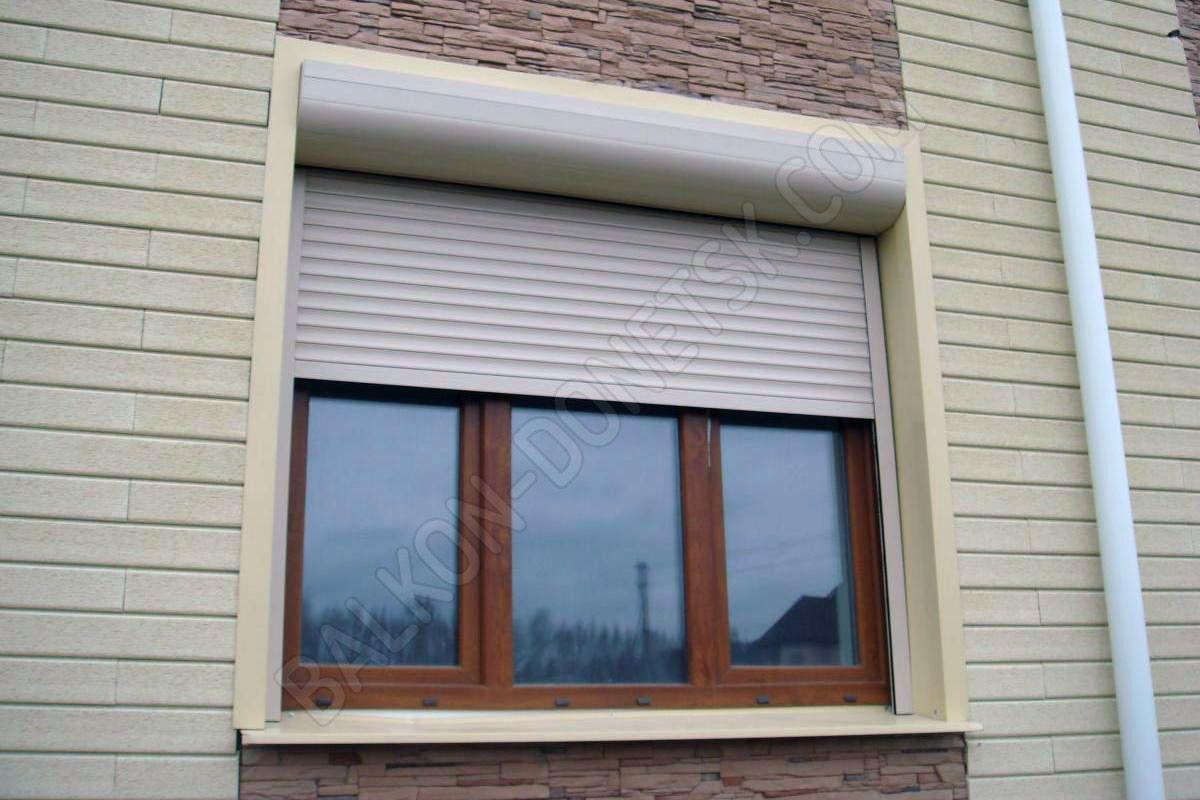 Купить рулонные и кассетные шторы на окна по низкой цене в