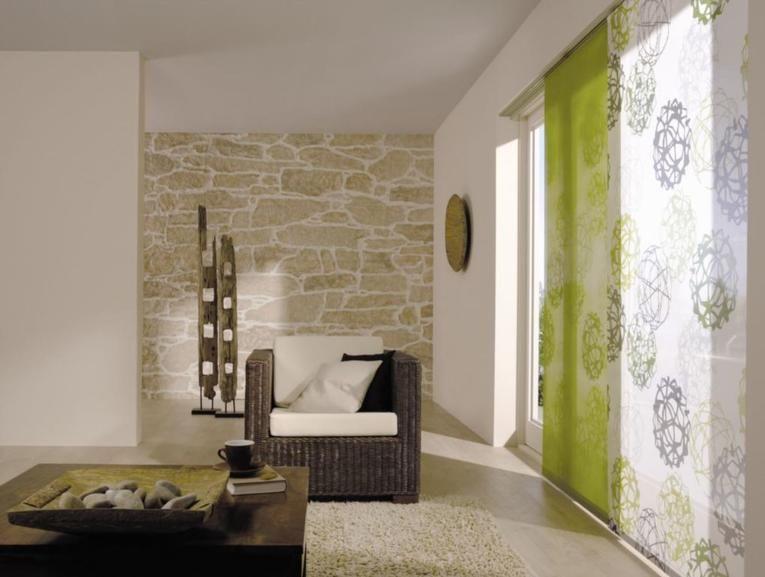 Традиционные прямые шторы