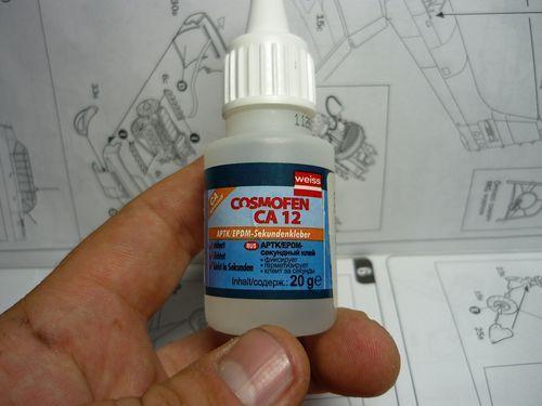 Жидкий пластик Космофен ca 12
