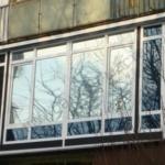 зеркальная пленка на балконе от солнца