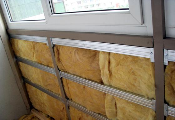 внутренняя отделка балконов вагонкой
