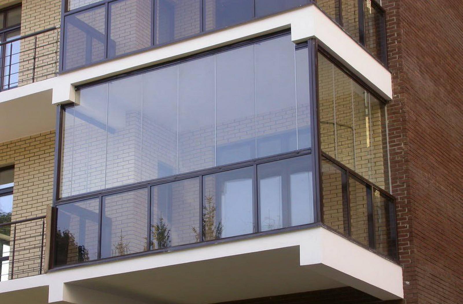 Виды остекления балконов пластиковые остекление балконов