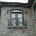 как выглядит французский балкон