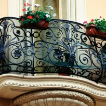 фото французский балкон