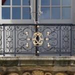 Старый французский балкон