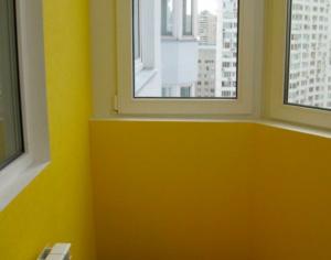 обшивка балкона гипсокартоном под покраску