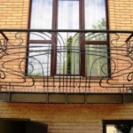 имитация французского балкона