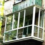 панорамный балкон в хрущевке
