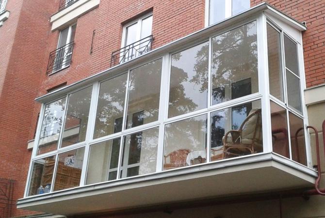 Остекление балкона владимир застеклить балкон недорого краснодар