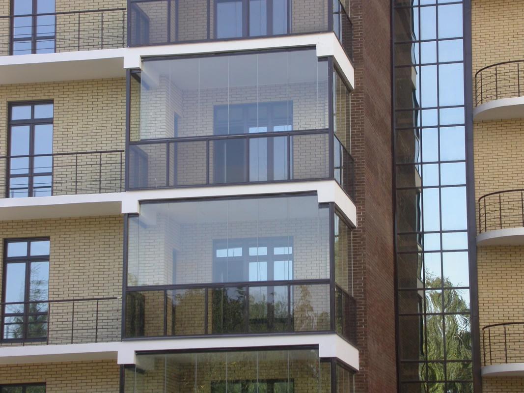 Панорамное остекление балкона екатеринбург остекление балконов стеклопластиком
