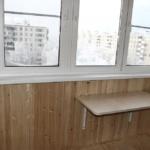откидной столик для балкона