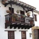 деревянные перила на балкон фото