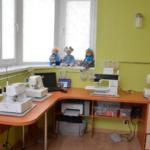 швейная мастерская на лоджии