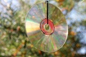 Старые CD-диски