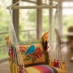 мягкое кресло подвесное