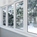 зимний балкон