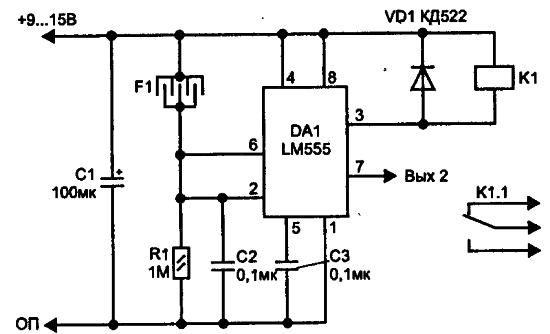 Принцип работы терморегулятора погреба